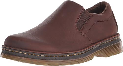 Dr.Martens Pour des hommes Boyle Grizzly Dark marron Leather chaussures 41 EU
