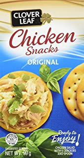 Clover Leaf Chicken Snack Kit Classic, 12 Count