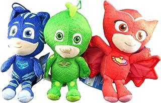 Fiesta Toys PJ Masks Gekko Owlette Catboy 8