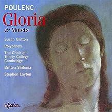 Poulenc Gloria Motets