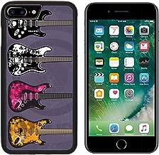 MSD Premium Apple iPhone 7 Plus Aluminum Backplate Bumper Snap Case Electric Guitars art vector Pack 3 IMAGE 34078885