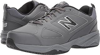 (ニューバランス) New Balance メンズランニングシューズ?スニーカー?靴 MID626v2 Grey/Blue グレー/ブルー 16 (34cm) 4E