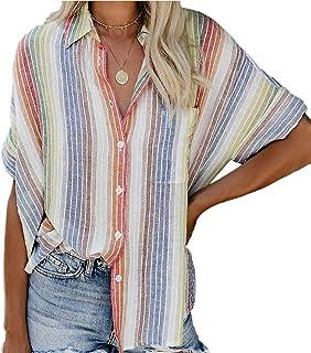 Camicia da donna in chiffon NOBRAND taglie forti