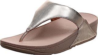 FitFlop Women's Lulu Toe Post Leather Flip-Flop Sandal