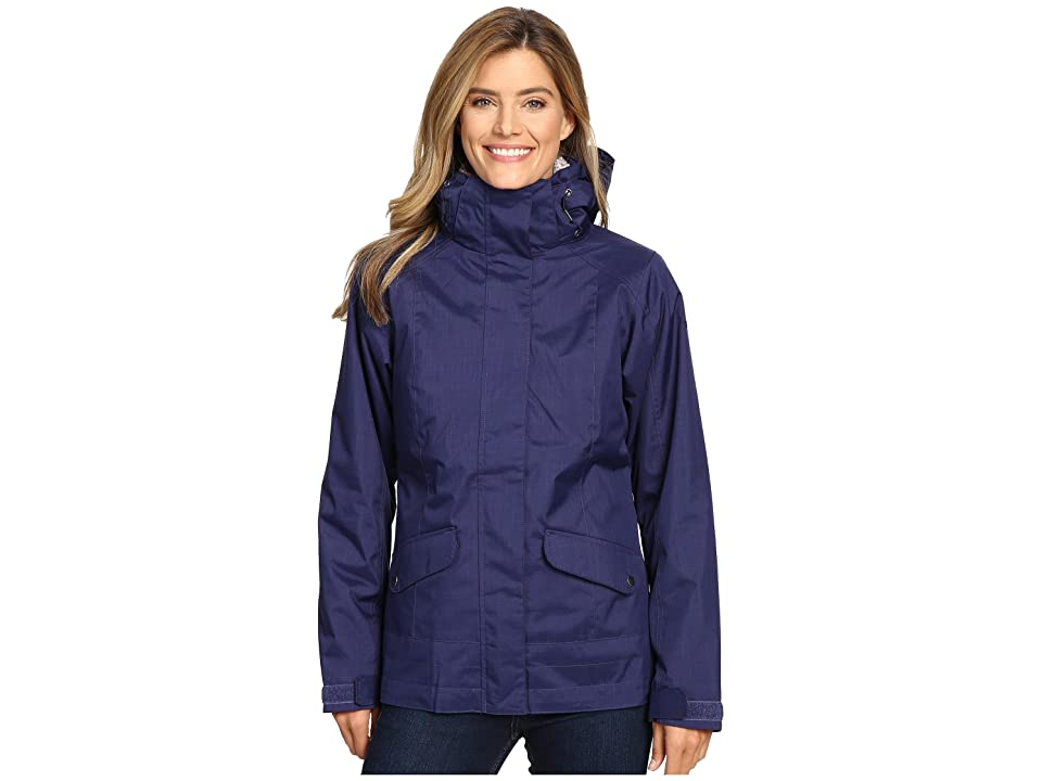 Columbia Sleet to Street Interchange Jacket (Nightshade) Women