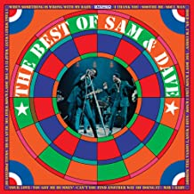 Best Of Sam & Dave (180G/Translucent Gold Audiophile Vinyl/Limited Edition)