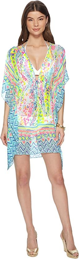 Lilly Pulitzer - Gardenia Cover-Up