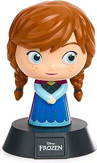 Paladone PP5986FZ Frozen Icon luz coleccionable | Ideal para dormitorios de niños, oficina y hogar | Pop Culture Gaming Me...