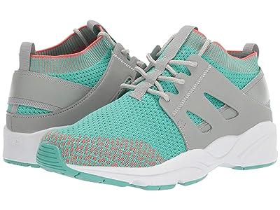 Propet Stability Strider (Mint/Grey) Women