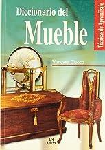 Diccionario del Mueble: Dizionario del Mobile (Técnicas de Aprendizaje)