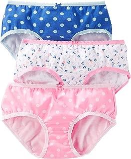 Girl's Toddler 3 Pack Girl's Underwear
