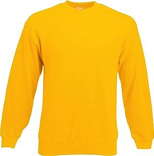 Fruit of the Loom Men's Drop Shoulder Sweatshirt