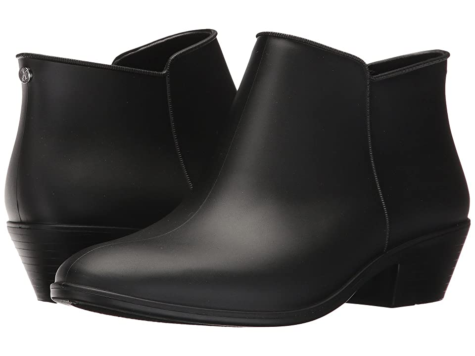 Sam Edelman Petty Rain (Black PVC Matte) Women