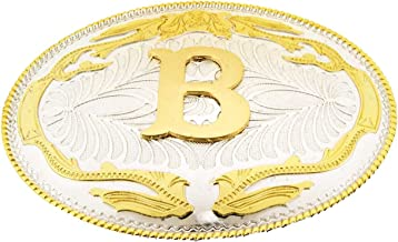 Initial Belt Buckle