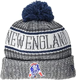 New England Patriots Historic Knit