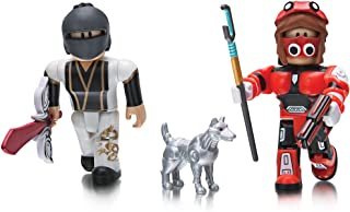 Roblox Celebrity Figure 2-Pack, Ninja Assassin: Yang Clan Master and Hayley: The Tech Mage