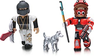 Roblox Celebrity Figure 2 Pack, Ninja Assassin: Yang Clan Master & Hayley: The Tech Mage