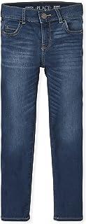 The Children's Place Girls' Super-Soft Stretch Denim Jeans