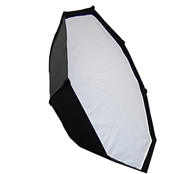 Walimex pro Octagon Softbox plus Orange Line ø150cm sin adaptador