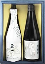 〔セット商品〕白鶴錦の飲み比べ 作 ( ざく ) 純米大吟醸 + 東一 ( あずまいち ) 純米吟醸 720ml 2本セット