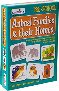 Creative's CRE0620 Educational Toys & Games 3 Years & Above,Multi color