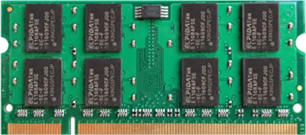 SO-DIMM 4GB 200pin PC2-6400 DDR2-800 ノートPC用増設メモリ
