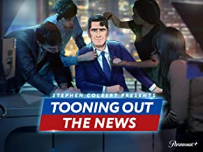 Stephen Colbert Presents Tooning Out The News Season 2