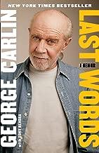 last words book george carlin