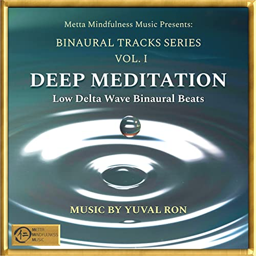 Deep Meditation: Low Delta Wave Binaural Beats