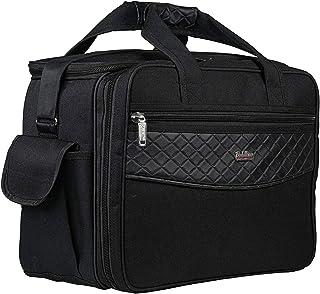 GOLDLINE Stylish Office Bag 40L/Tool Bag/Mechanic Bag/Electrician Bag/Marketing Bag/Multipurpose Bag/Satchel with Removabl...