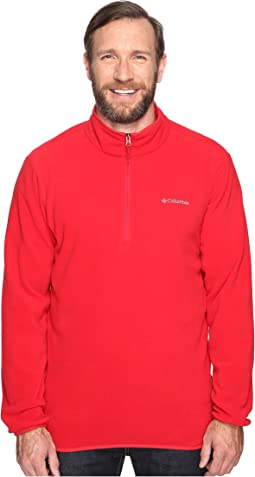 Big & Tall Ridge Repeat 1/2 Zip Fleece