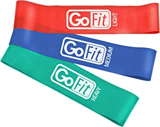 GoFit Power Loop Resistance Bands - Training Pack