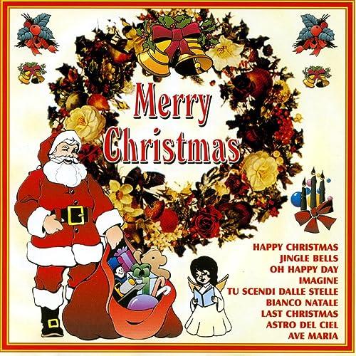 Buon Natale Rap 5 B.Merry Christmas By Luigi Cherubini On Amazon Music Amazon Com
