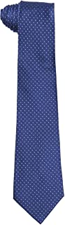 "Extra Long Tie for Big and Tall Men – 100% Silk – Pin Dot Pattern – 63"" XL or 70"" XXL"