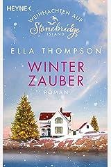 Winterzauber - Weihnachten auf Stonebridge Island (Die Stonebridge-Saga 4) Kindle Ausgabe