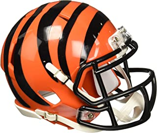 Riddell Cincinnati Bengals NFL Replica Speed Mini Football Helmet