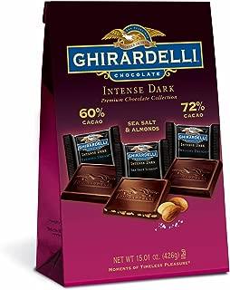 Ghirardelli Chocolate Intense Dark Chocolate Variety Pack 15 oz.