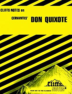 CliffsNotes on Cervantes' Don Quixote (Cliffsnotes Literature Guides)