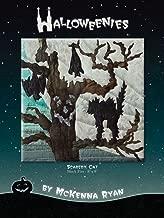 Pattern - Halloweenies Pieced Quilt Block 5- Scaredy Cat by McKenna Ryan