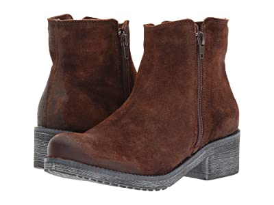 Naot Wander (Brushed Seal Brown Suede) Women