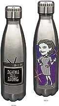 Marvel Agatha 17 oz. Stainless Steel Bottle