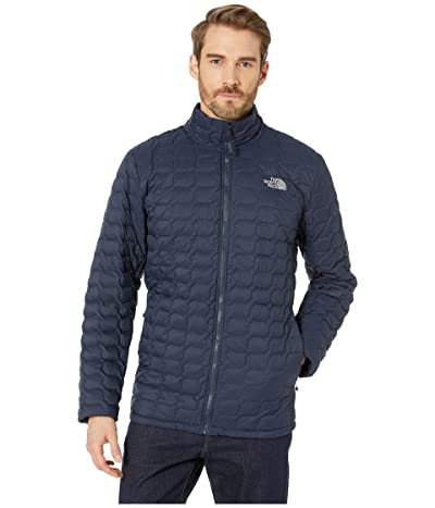 The North Face ThermoBall Jacket Tall (Urban Navy Matte/Mid Grey) Men
