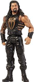 WWE Wrestling Basic Series 77 Action Figure - Roman Reigns Black & Bronze Attire - The Shield