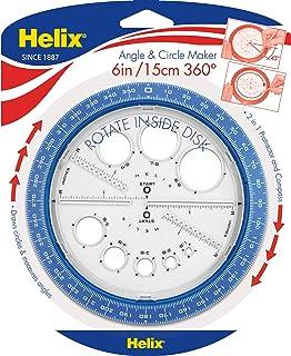 Helix Angle and Circle Maker (36002)