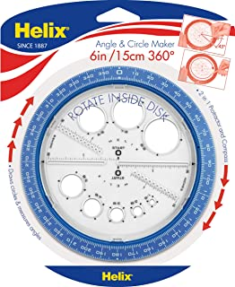 Helix Angle and Circle Maker (36002)