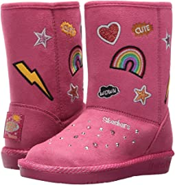 SKECHERS KIDS - Glamslam 10817N Lights (Toddler)