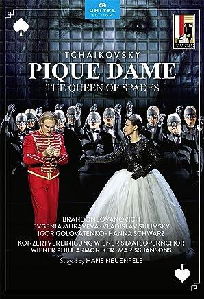 チャイコフスキー : 歌劇≪スペードの女王≫ / ザルツブルク音楽祭 2018年 / ウィーン・フィルハーモニー管弦楽団 | マリス・ヤンソンス (Tchaikovsky: Pique Dame at Salzburg Festival2018) [2DVD] [Import] [日本語帯・解説付]