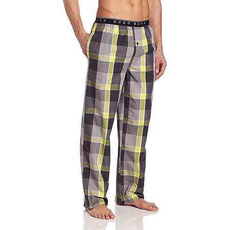 Hugo Boss BOSS Men's Plaid Pajama Pant