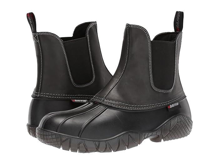 Baffin  Huron (Black) Mens Boots