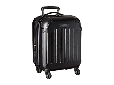 Kenneth Cole Reaction Renegade Unlawfull Entry 28 Upright Pullman (Black) Pullman Luggage